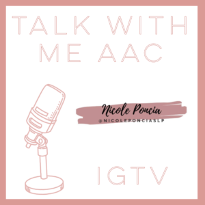 Instagram Live | TalktoMeAAC